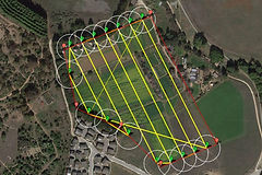 Drone mapping Swindon