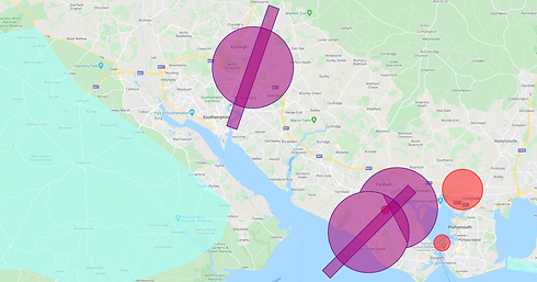 Drone airspace Southampton.png