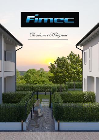 Residence i Melograni