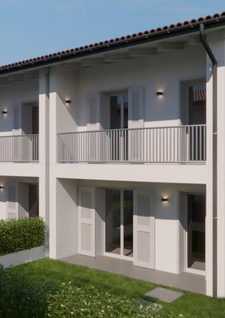 Scorcio Residence i Melograni