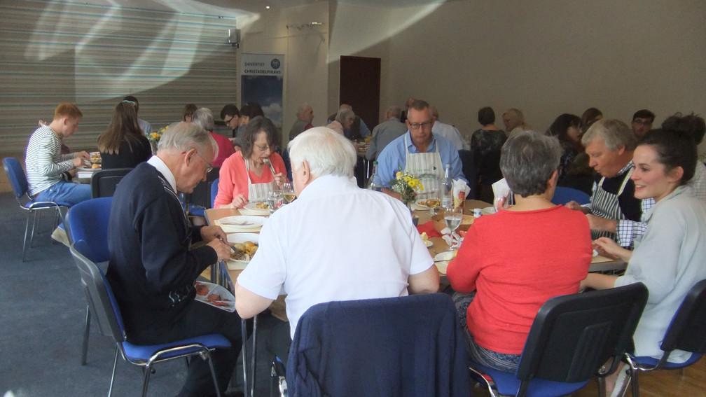 Watford Village Locals Lunch