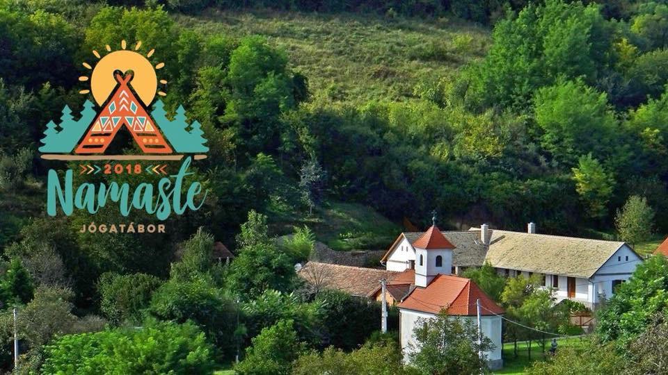 Namaste Yoga Retreat, Hungary 2018