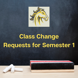 Class Change requests