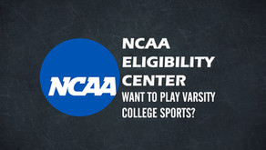 Current Juniors/Seniors - Want to play College Sports? NCAA updates/webinar May 13th.