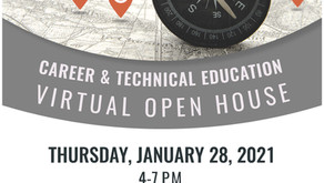 Career & Technical Information Virtual Open House
