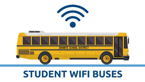 GSD Bus Wi-Fi Hotspots available!