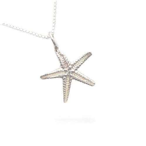 Tiny Starfish Pendant