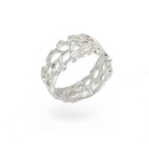 Matrix Coral Ring