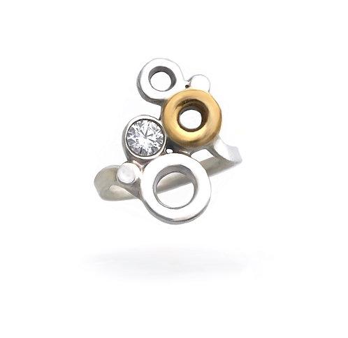 Fizz Sparkle Ring