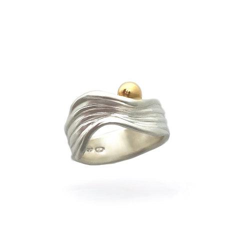 Flow Boulder Ring