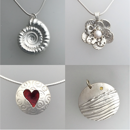 Silver Clay Workshop Friday 8th January 2021