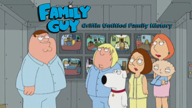 "Family Guy clip- ""Untitled Griffin Family History"""