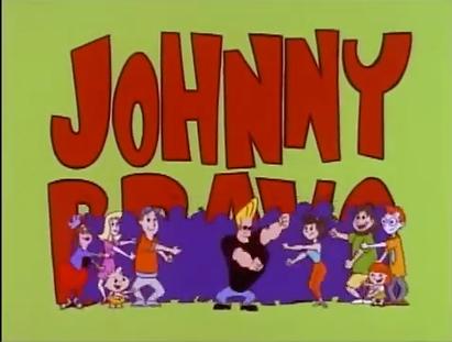 Johnny Bravo title.png