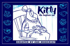 Kitty The Hapless Cat