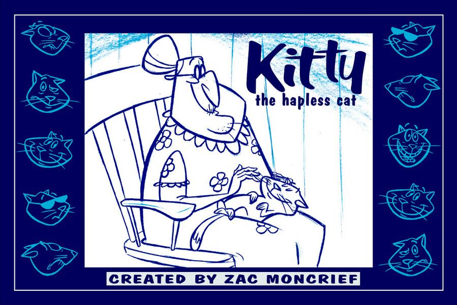Kitty The Happless Cat