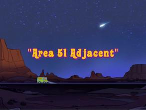 Area 51 - 3 min clip