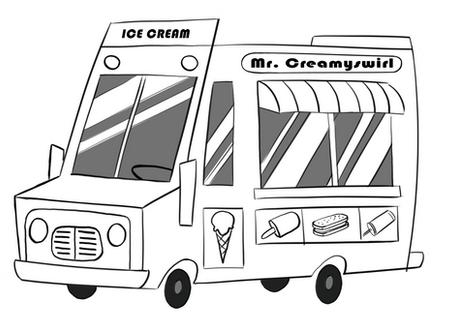 Mr. Creamy Swirl - series development