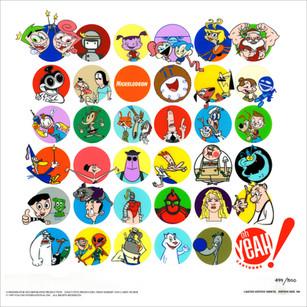 Oh Yeah! Cartoons cel