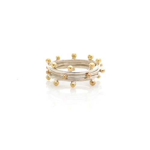 Princess Stack Ring