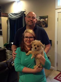 scrappy puppy adoption