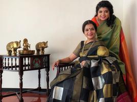 Panjavarnam Penn - Janaki Sabesh & Dhwani Sabesh