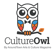 Around Town Arts & Culture Magazine logo