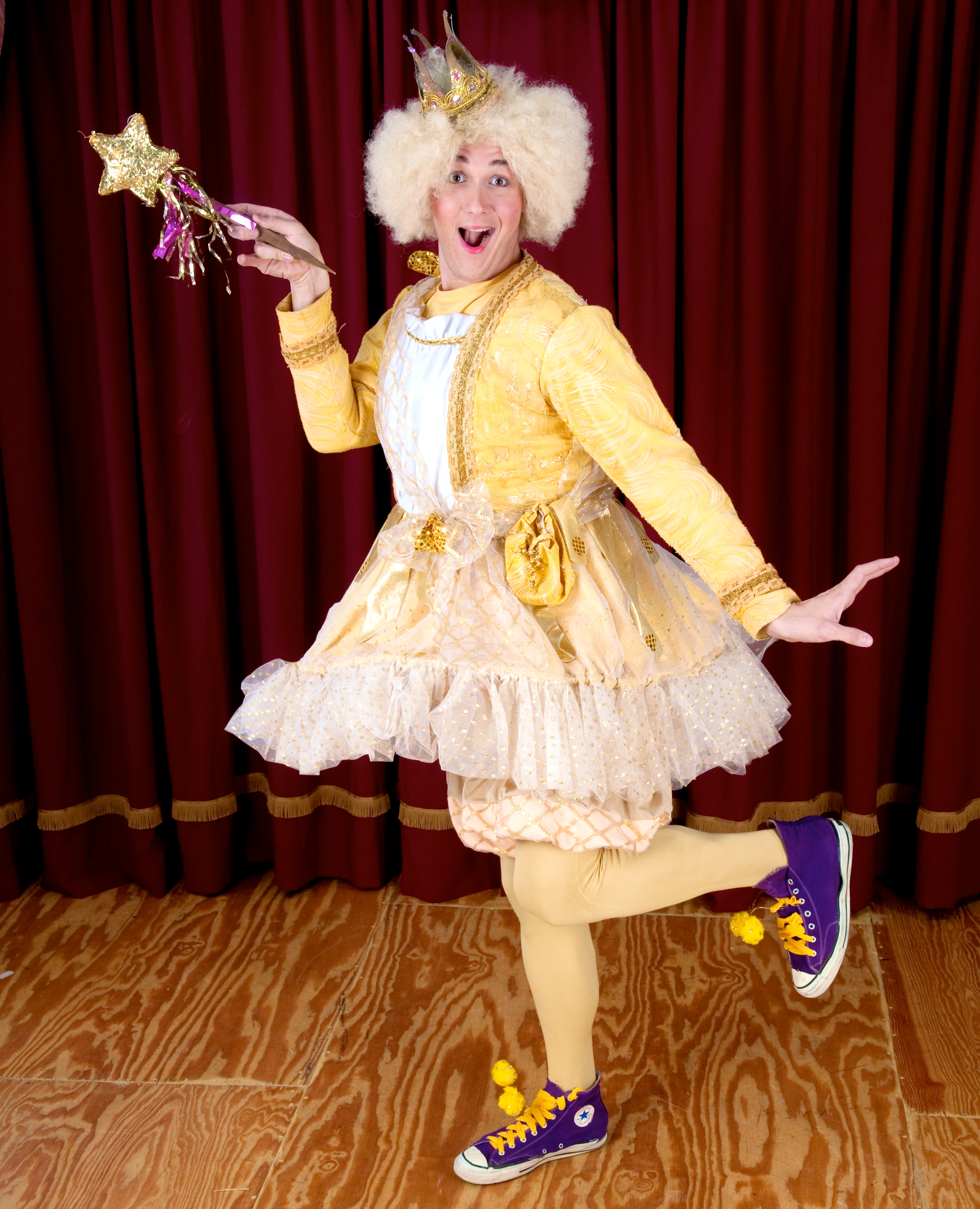 Cinderella: A Fractured Fairy Tale