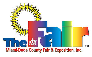 Miami-Dade County Fair & Exposition logo
