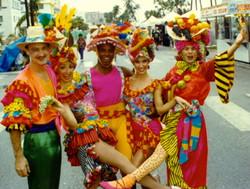 Carmen Miranda's Family