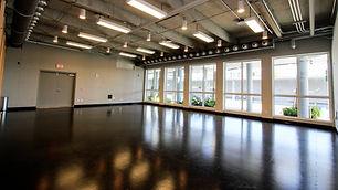 Dance Rehearsal Studio at the Sandrell R