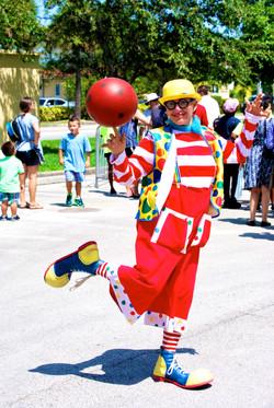Clown Full Body