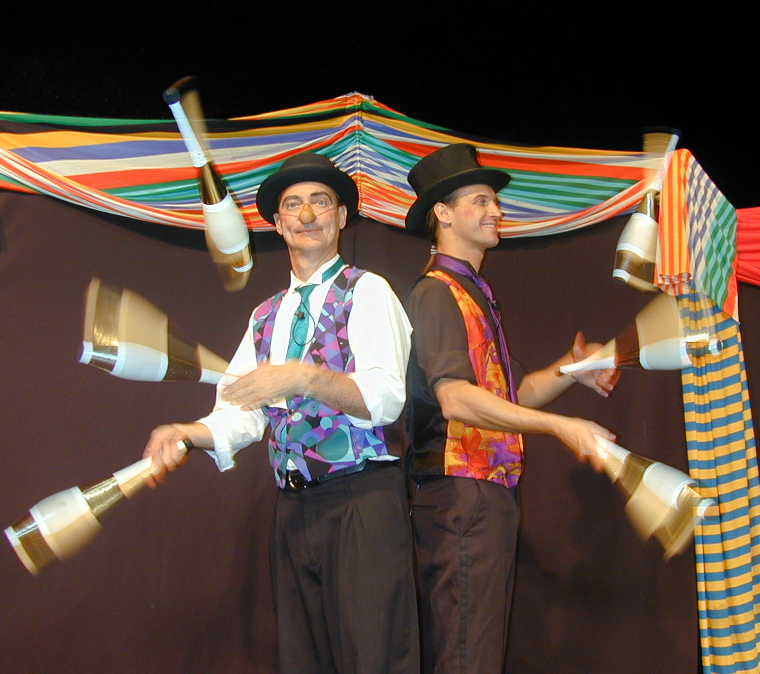 Group Jugglers