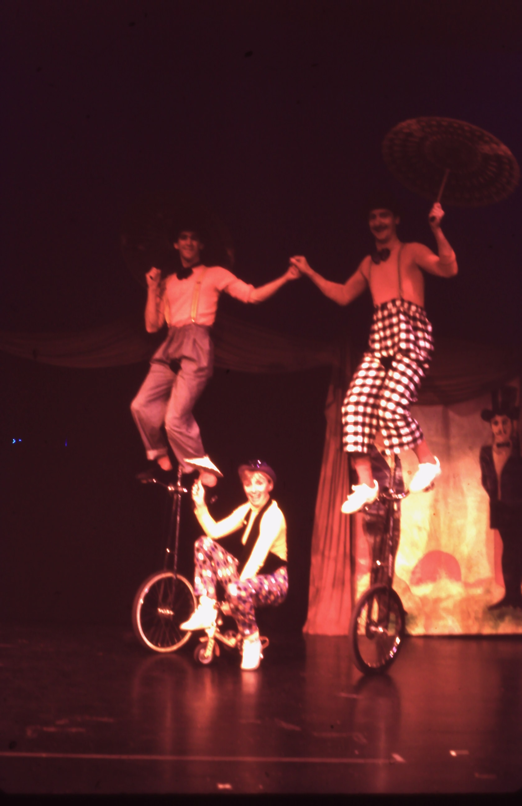 Unicycles since 1985