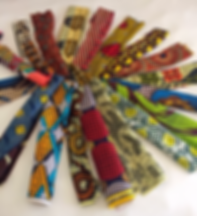 ZUGAdventures Afrian fabrics