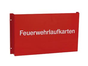 Feuerwehr-Laufkartentasche