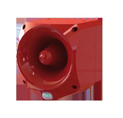 Akustischer u. optischer Signalgeber - Nexus Pulse 105 LED Blitz weiß