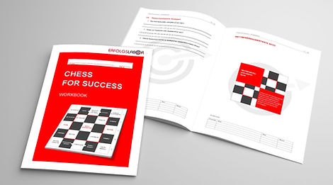 Workbook mit dem Name Chess for Success