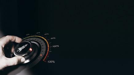 Turboregler von 0 bis 130 %
