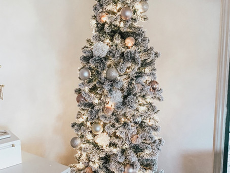 Winter Wonderland Pencil Christmas Tree