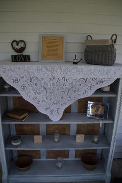 Shabby Chic Bookcase