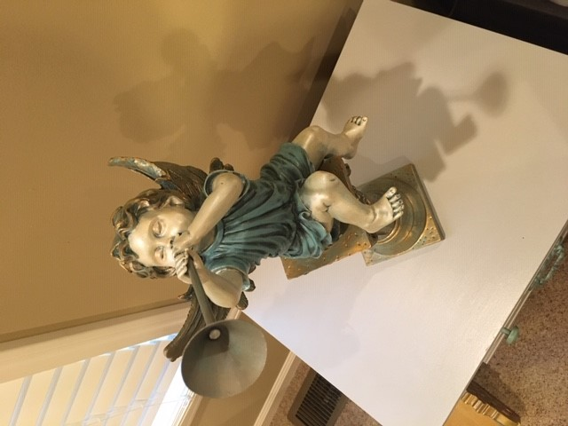 Refinished Cherub