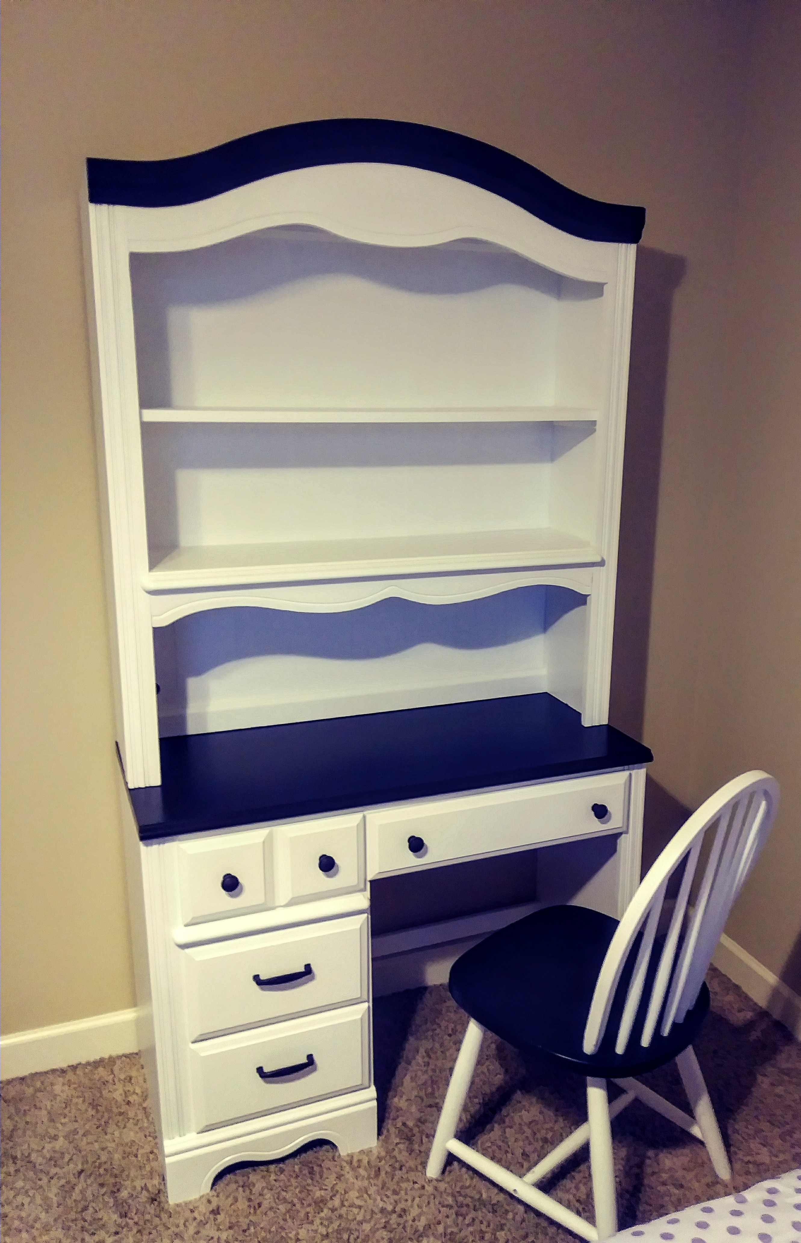 Child's Vintage Bedroom Set