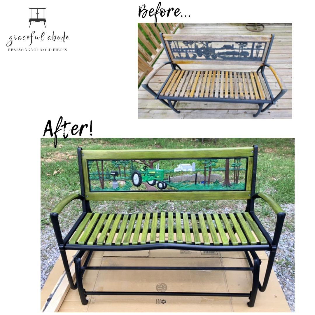 John Deere Bench Transformation 2020