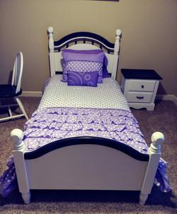 Child's Vintage Bedroom Set