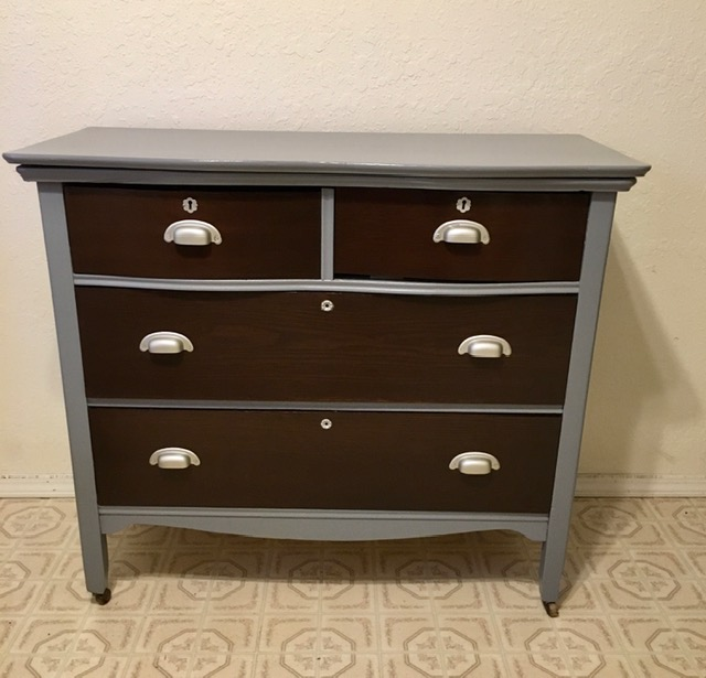 Small Antique Dresser