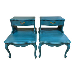 French Provincial Accent Tables