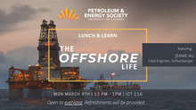 PES | Offshore Lunch & Learn