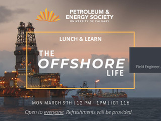 PES| Offshore Lunch & Learn