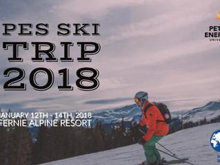PES Annual Ski Trip