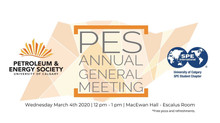 PES | Annual General Meeting 2020